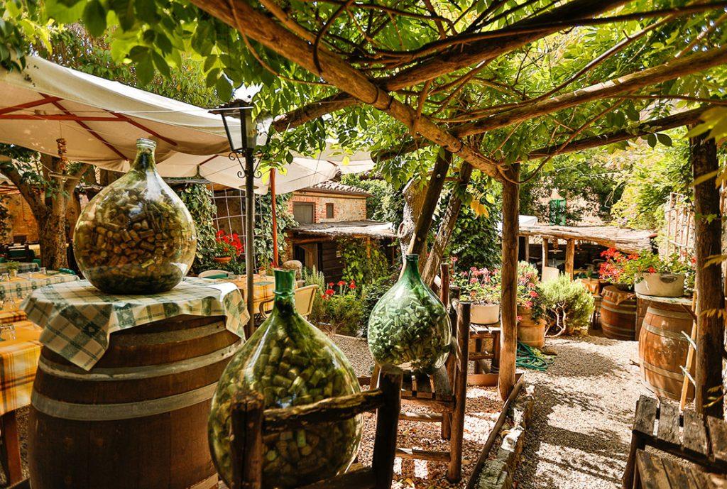 Trattorie ed osterie lago di Garda