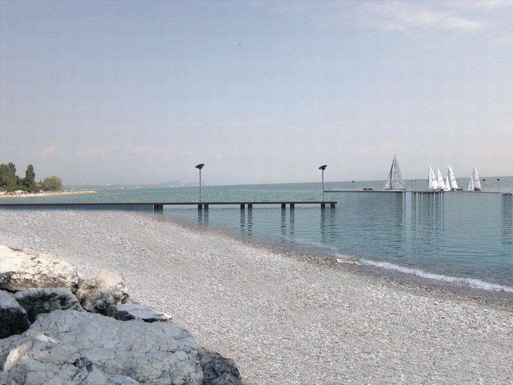 Spiagge a Desenzano del Garda