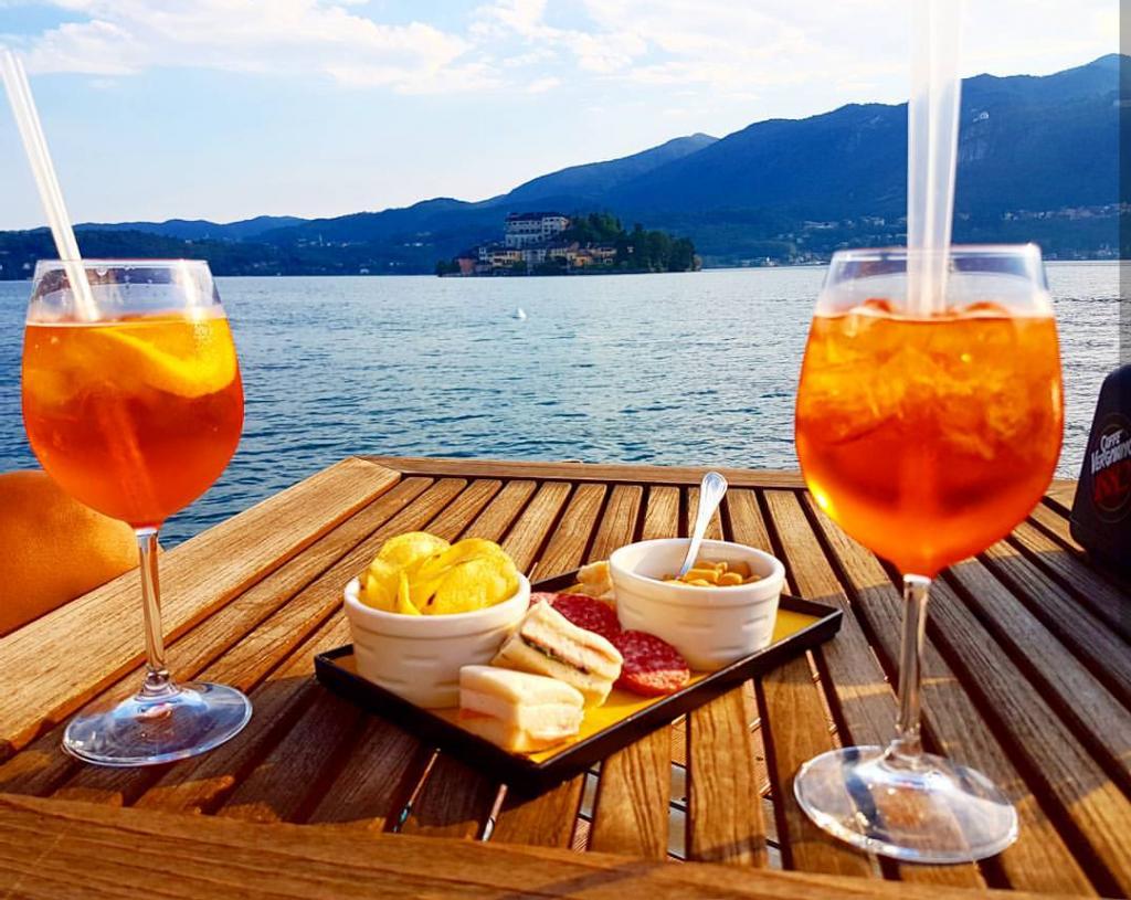APERITIVO LAGO DI GARDA | ༄ Lago di Garda ༄