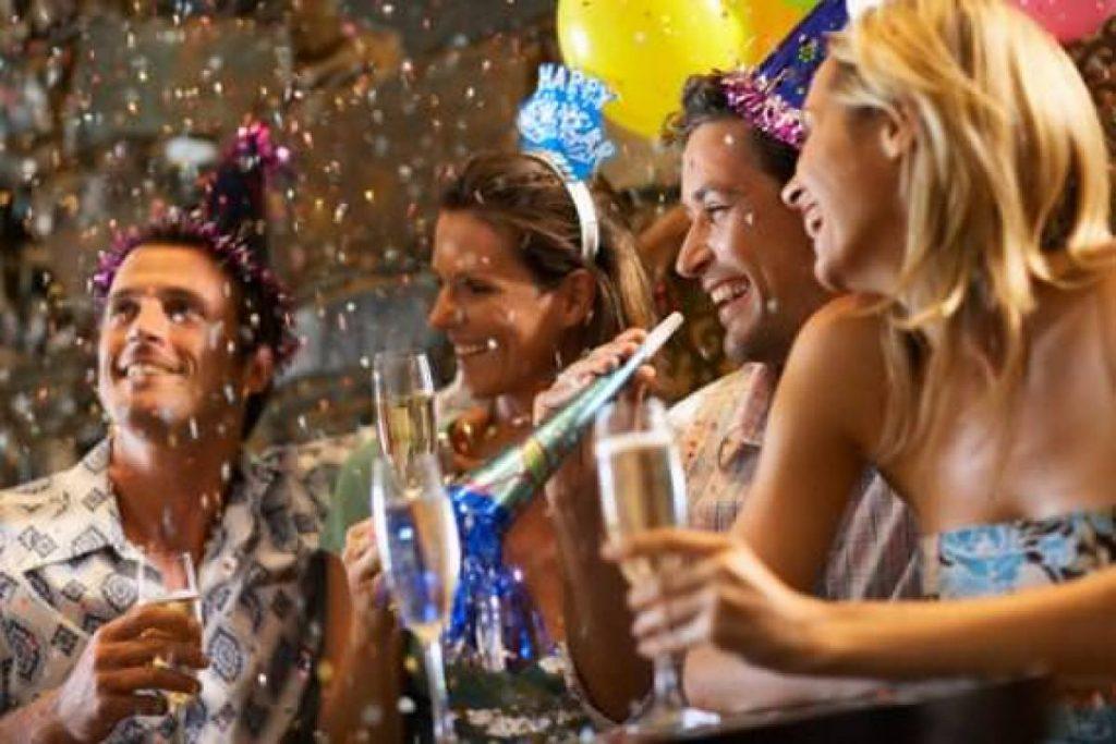 Festa a sorpresa sul lago di Garda