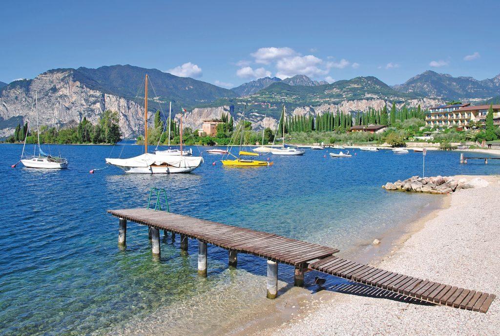 Spiagge a Malcesine