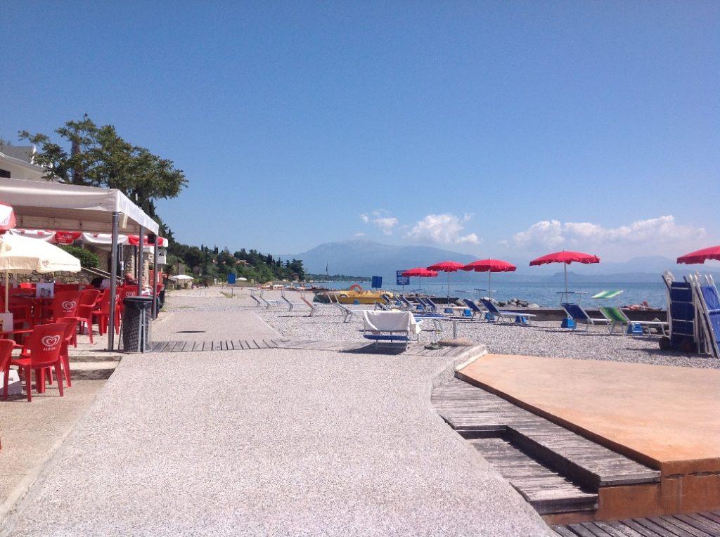Spiagge a Padenghe