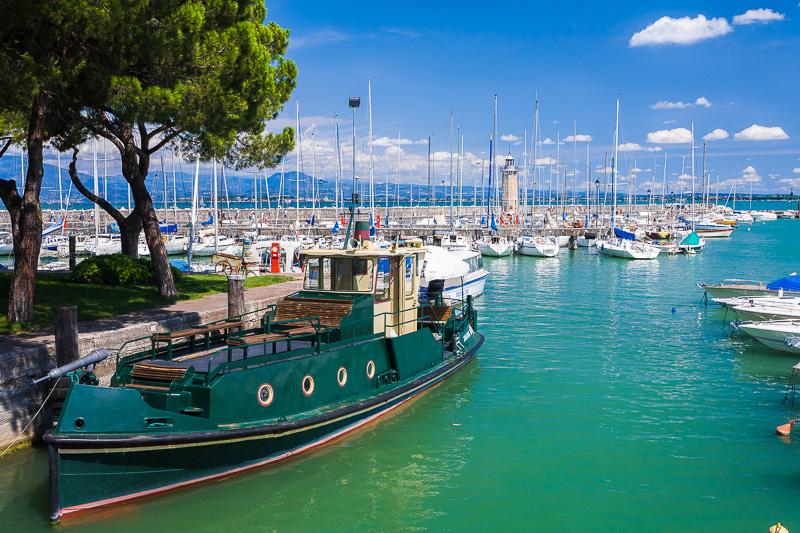 Feste in barca Desenzano del Garda