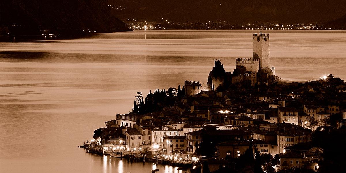 Stasera lago di Garda