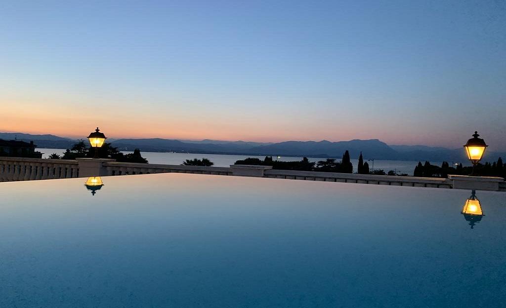 Feste in hotel lago di Garda