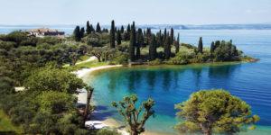 Spiagge lago di Garda