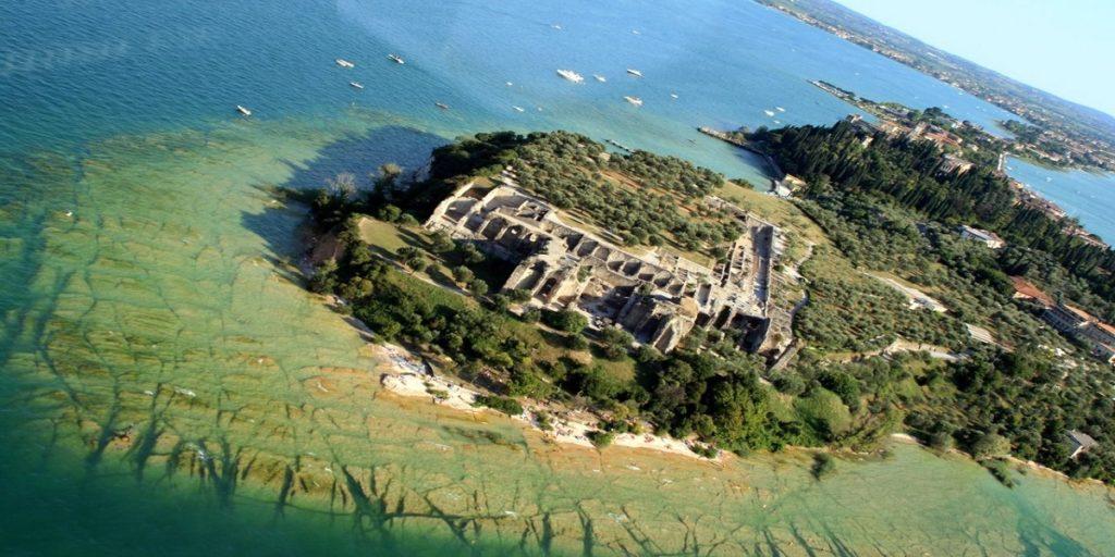Ville e castelli lago di Garda