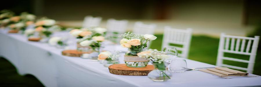 Wedding catering lago di Garad