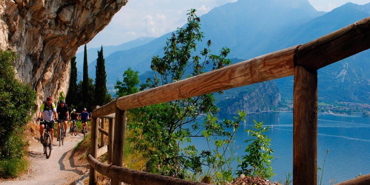 Sentiero del Ponale Riva del Garda