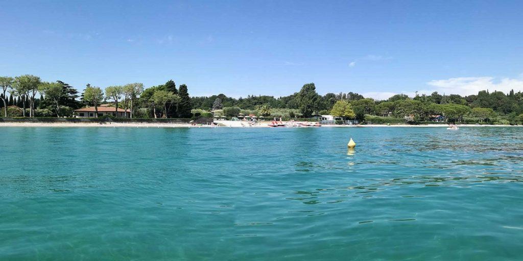 Spiagge San Felice del Benaco