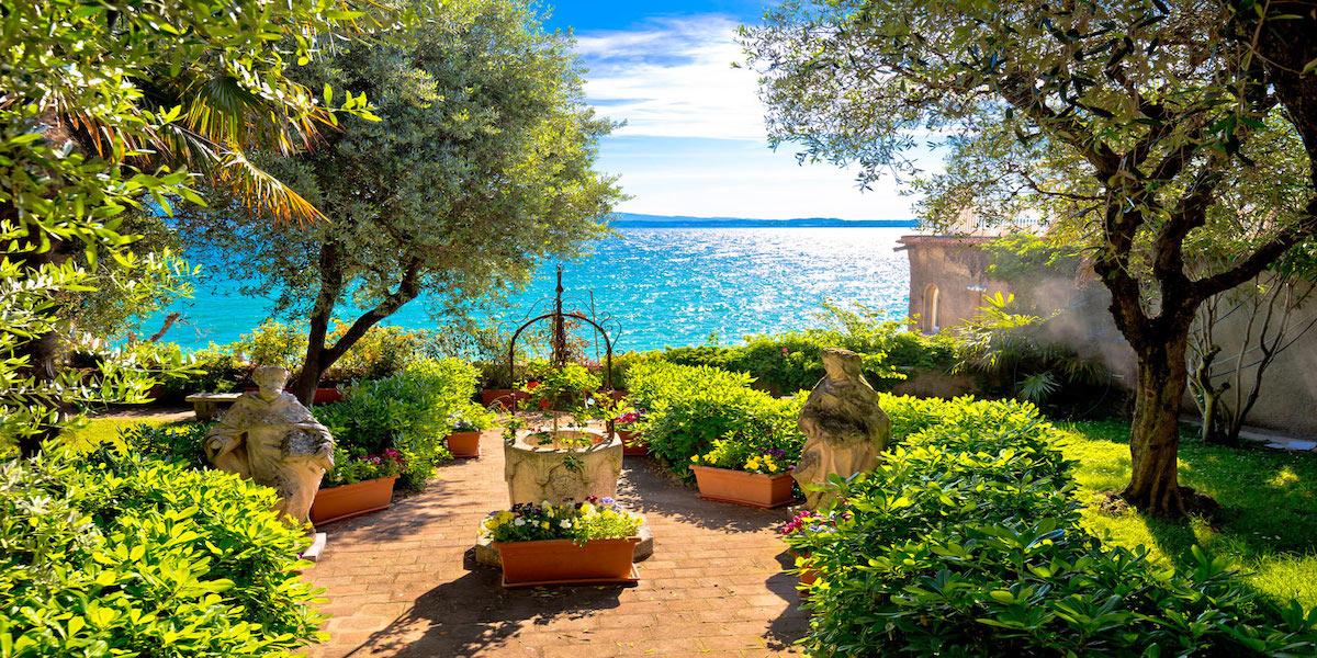 Turismo ecosostenibile lago di Garda