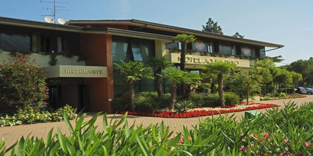 Hotel Aquila d'Oro Desenzano
