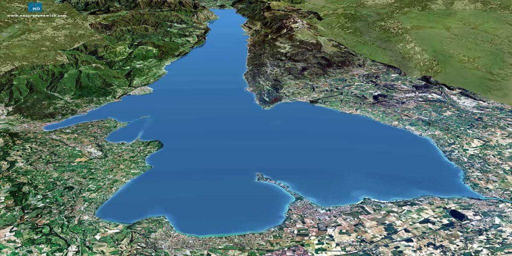 Paesi lago di Garda