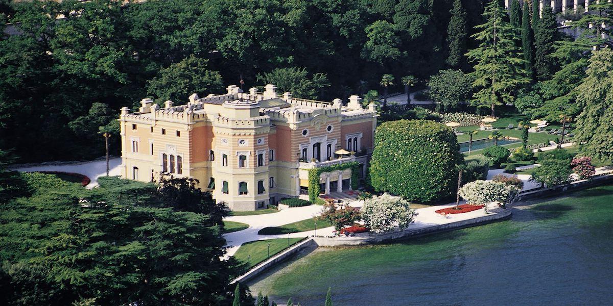 Villa Feltrinelli Gargnano