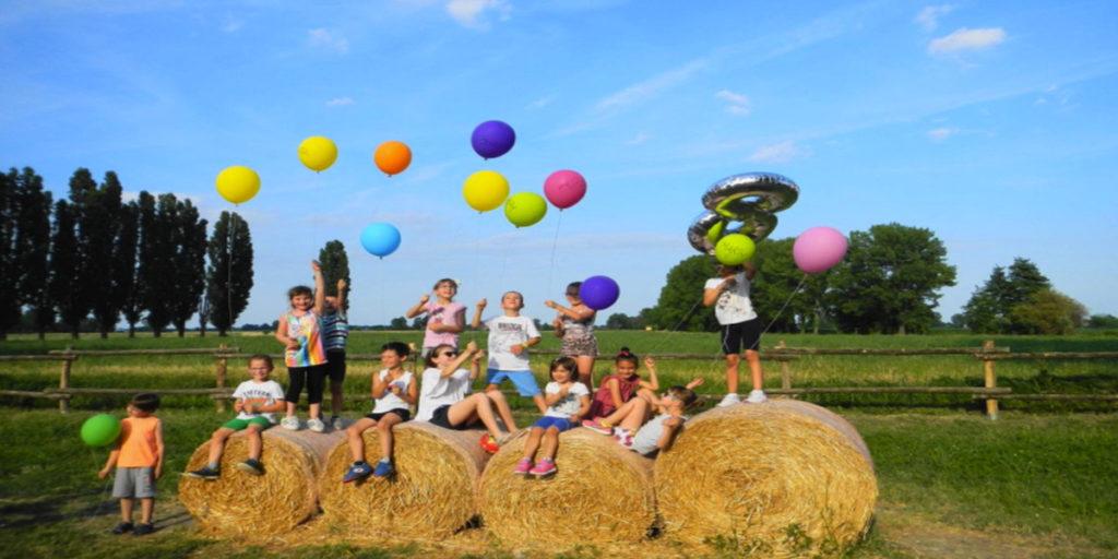 Festa di compleanno bambini Mantova