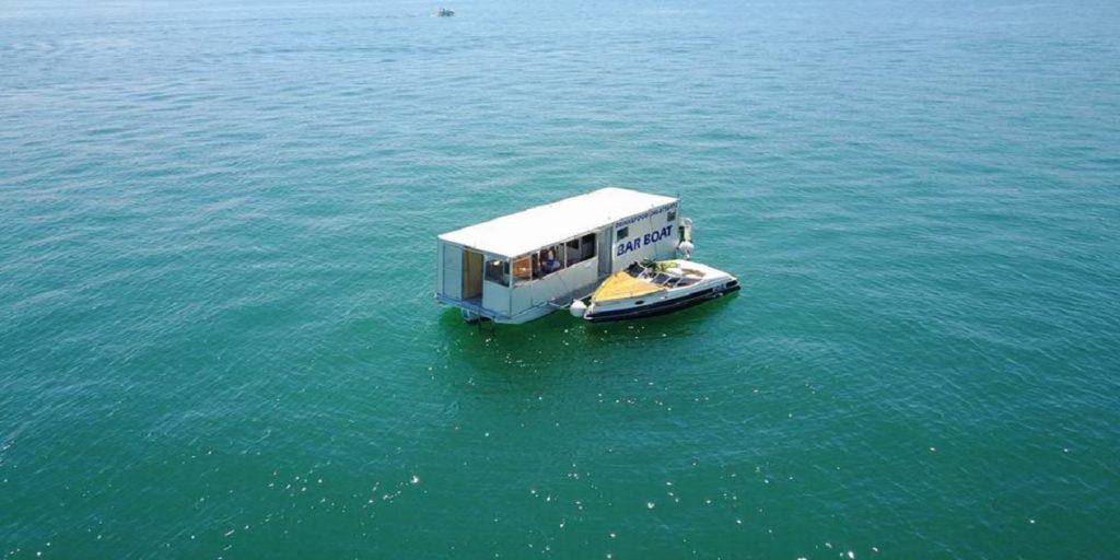Bar Boat lago di Garda